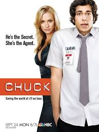 Chuck – S01E01 Dublado
