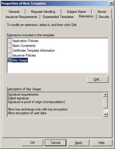 Katalykt: Preparing a Microsoft CA SSL Certificate Template for ...