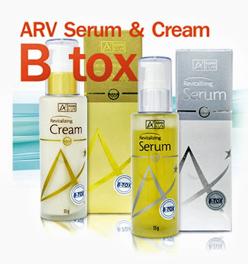 ARV serum&cream ครีมหน้าเด้ง ราคาโปรโมชั่น