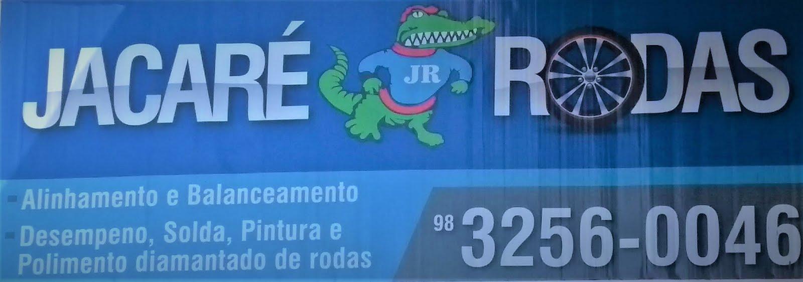 JACARÉ RODAS - CURVA DOS NOVENTA