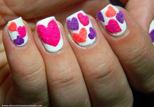 fuzzy hearts