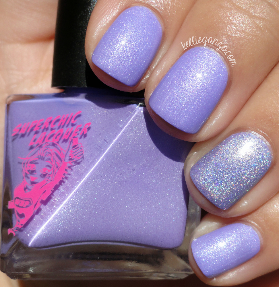 SuperChic Lacquer Synchronicity