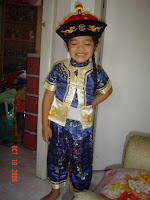 boys chinese costume designs