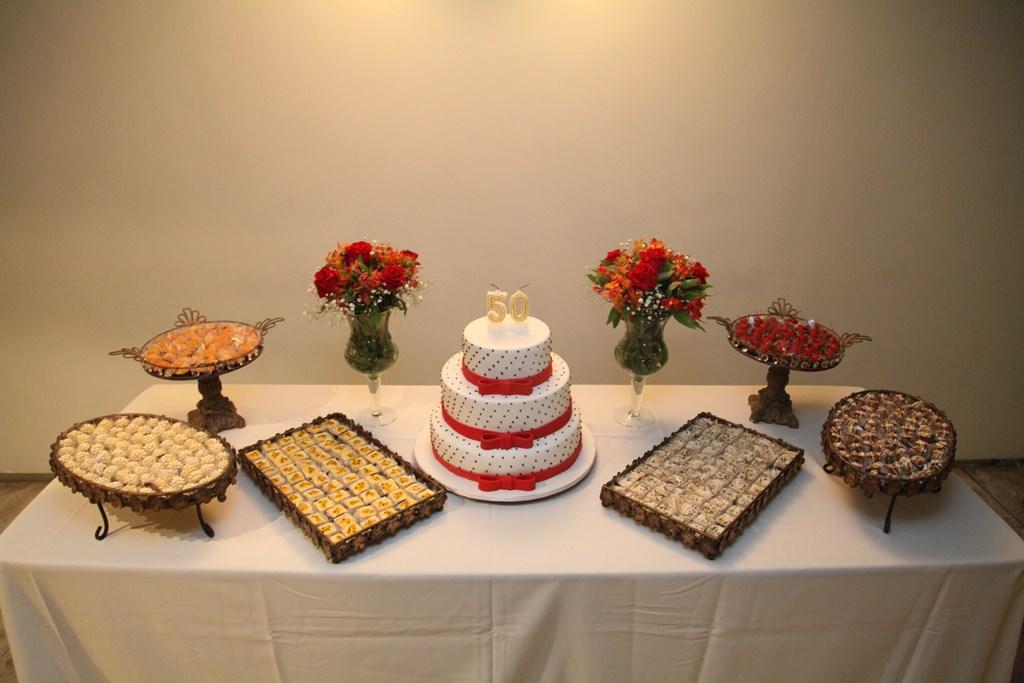 festa de 50 anos feminina : CLAKEKA: Festa de 50 anos!