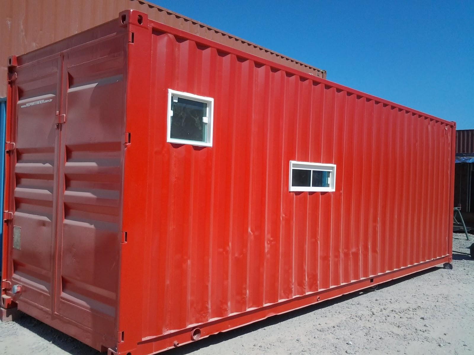 Projetos e Comércio de Containers: CASA CONTAINER SHOWROOM #A72C24 1600x1200 Banheiro De Container