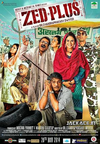 Zed Plus (2014) Movie Poster
