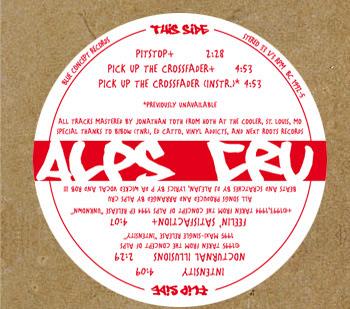 Alps Cru – The Unknown Intensity EP (Vinyl) (2009) (VBR)