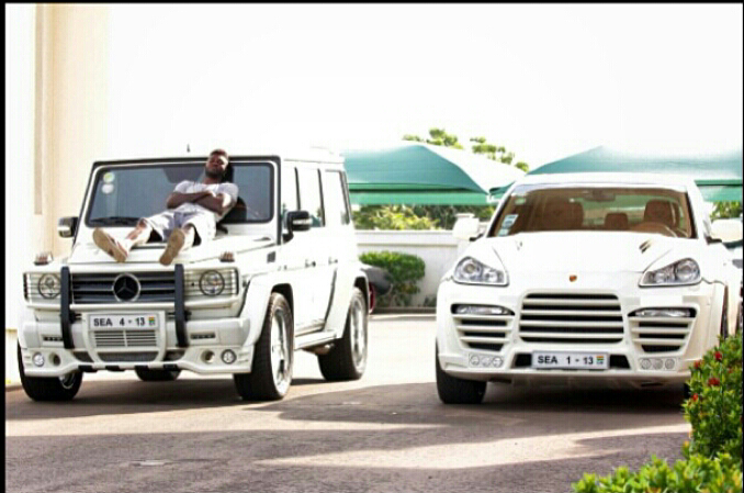 Emmanuel Adebayor Makes The Wealth Of Nigerian Celebrities Look Like    Emmanuel Adebayor House