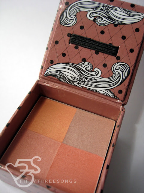 Hard Candy Fox in a Box in Smooth Talker Photos, Swatches and Review