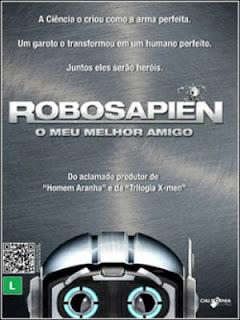 Download - Robosapien O Meu Melhor Amigo DVD-R Dual Áudio ( 2013 )