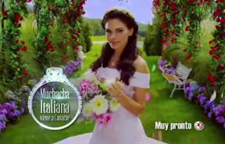 Muchacha italiana viene a casarse Capítulo 46