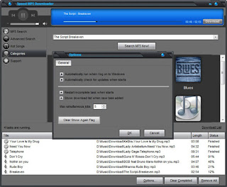Speed MP3 Downloader 2.3.4.8 Full Version + Crack