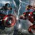 Divulgada primeira arte de 'Capitão América: Guerra Civil'