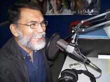 """Al """"maestro"""" Julio César Fernández (1952 - 2011): Gracias"""