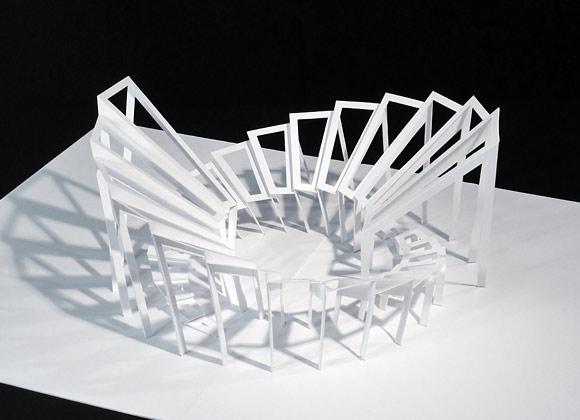 Jocundist Amazing Pop Up Paper Sculptures