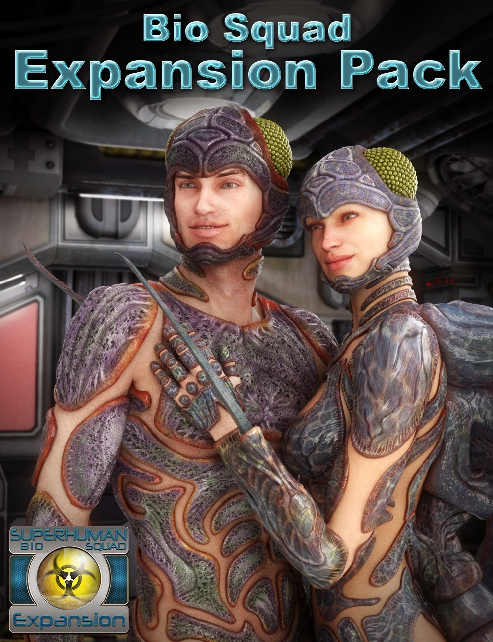 Bio Squad Expansion Pack