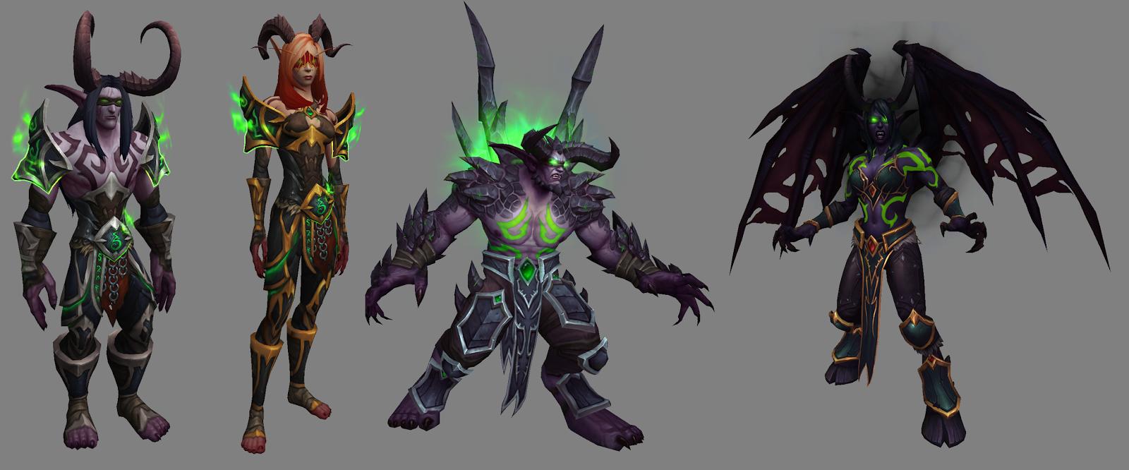 World of Warcraft: Legion Announced - Maxi-Geek