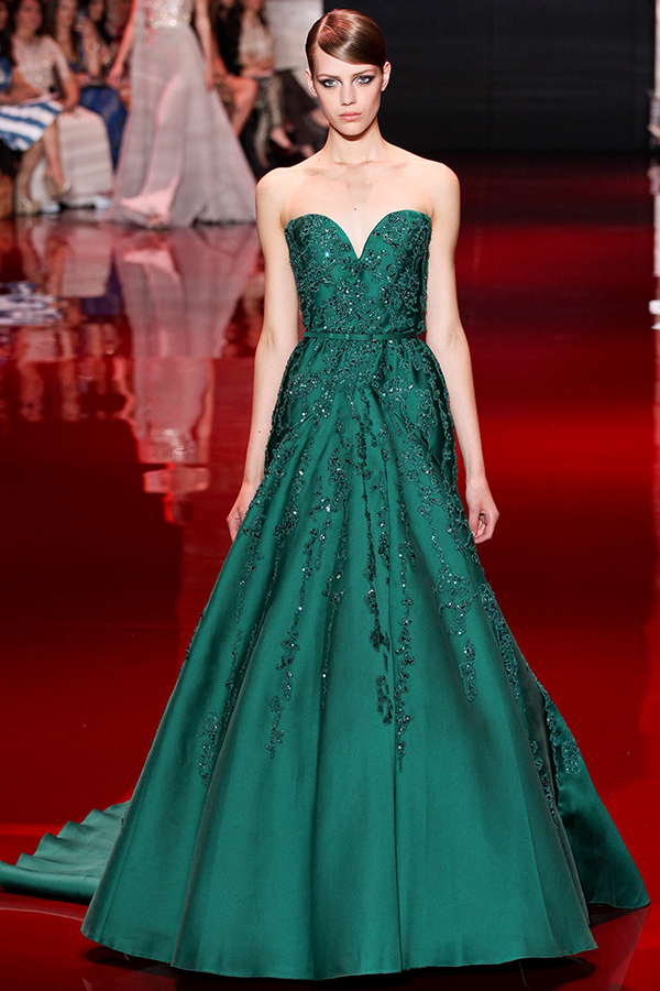Elie Saab Fall 2013 Couture Collection | Luxury Passion