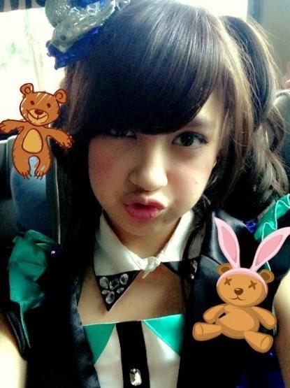 Biodata Nabilah JKT48 Lengkap Dengan Foto Cantiknya ~ Terbaru 2015