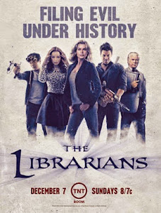 The Librarians 1x07 Online