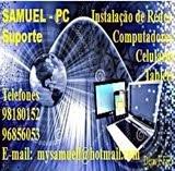 SAMUELL-PC:CONFIGURAÇÃO E FORMATAÇÃO DE COMPUTADORES