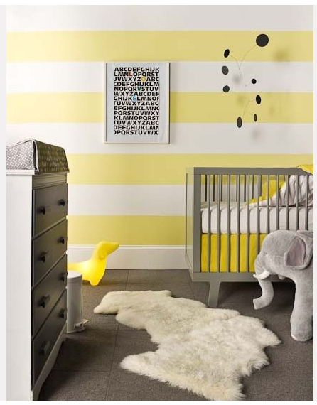 un nouveau regard chambre enfant une touche de jaune. Black Bedroom Furniture Sets. Home Design Ideas