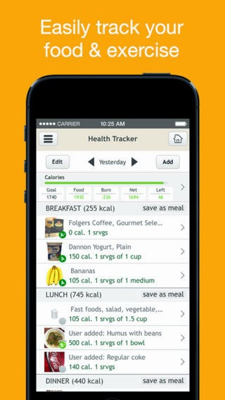 Fooducate - Healthy Weight Loss, Diet Tracker & Food ...