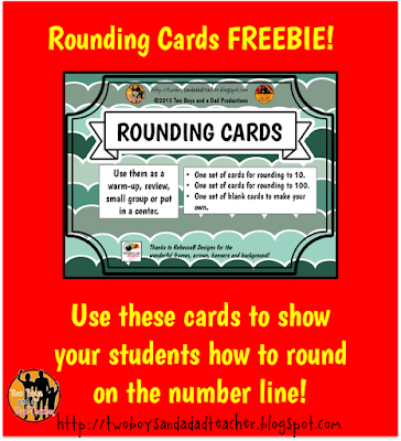 Rounding Cards