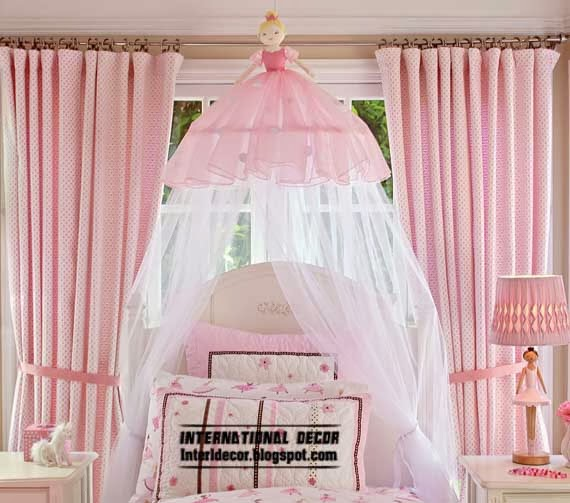 pink canopy bed for girls canopy beds for girls & Home Decor Ideas: Canopy beds for girls room - Top designs and ideas