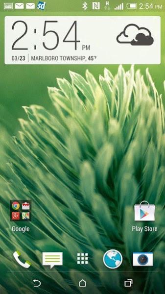 HTC Sense 6.0 (sixth-sense) UI