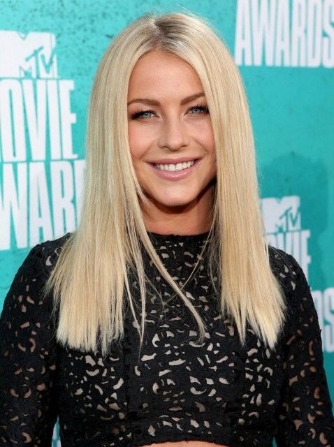 Blonde and Long Straight Hairstyles for Modern Women