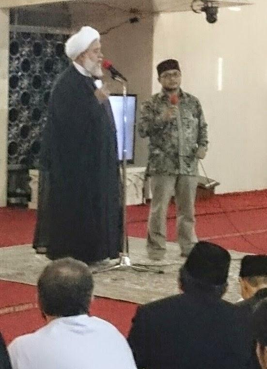 Ceramah Ulama Syi'ah di Istiqlal, Membahayakan Umat dan NKRI