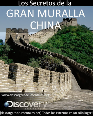 Documental SECRETOS MURALLA CHINA [Un link] [Español]