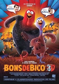 Bons de Bico – Torrent Download (Free Birds) (2013) Dublado