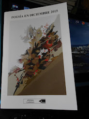 """""""Poesía en diciembre 2015"""""""