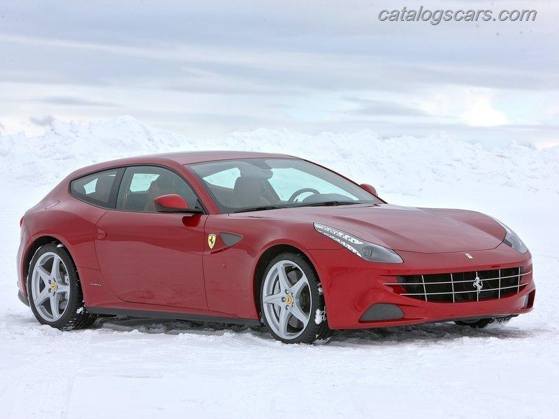 صور سيارة فيرارى FF 2013 - اجمل خلفيات صور عربية فيرارى FF 2013 - Ferrari FF Photos Ferrari-FF-2012-11.jpg