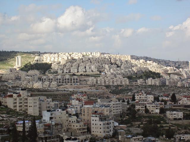 Hills surrounding Bethlehem / SouvenirChronicles.blogspot.com