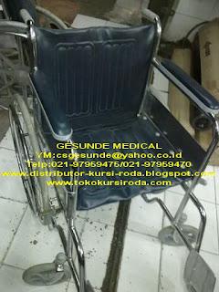 kursi roda bekas murah