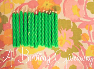 Carosello Blog Birthday Giveaway