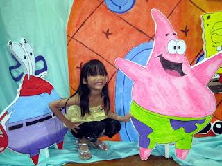 Dekor Styrofoam Spongebob