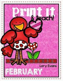 February Printables