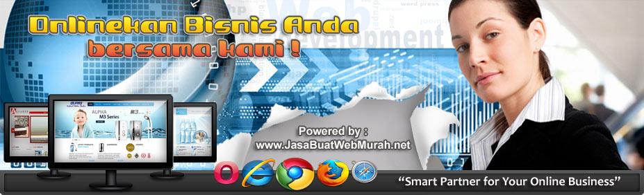 jasa buat web murah
