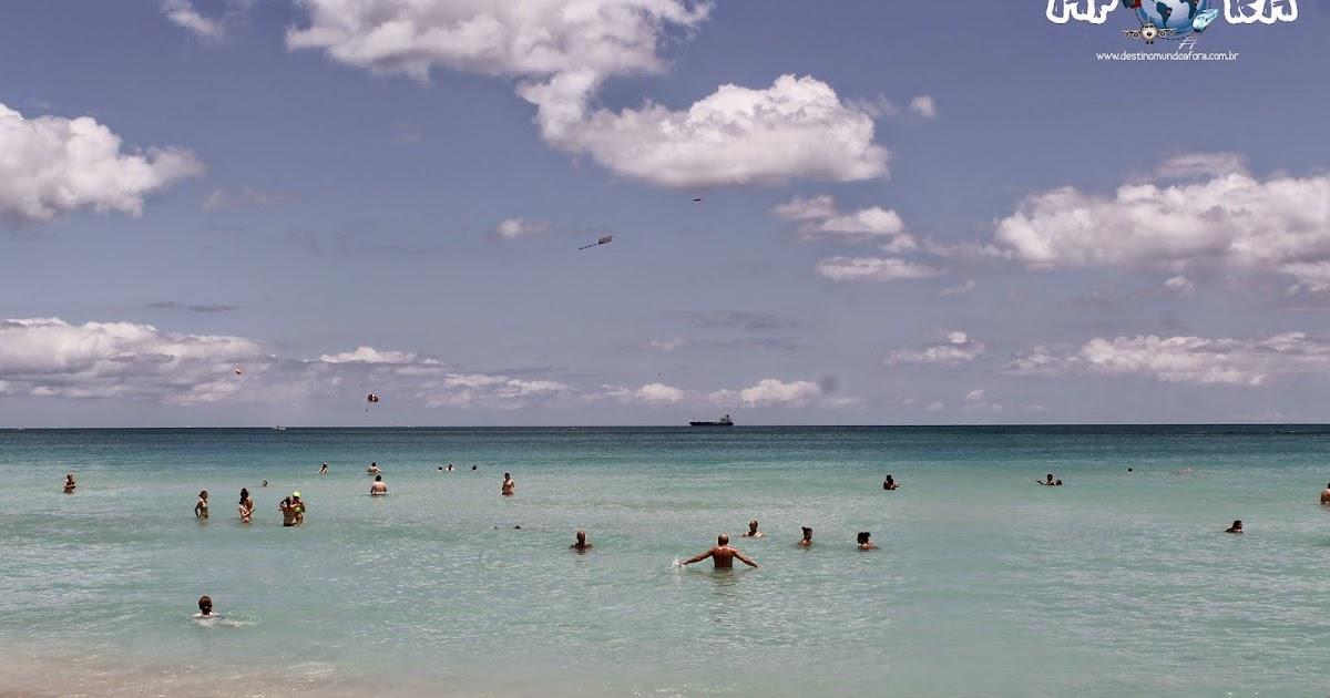 Motivos pelos quais me apaixonei por Miami