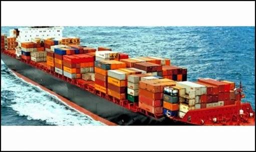Modalidades de transporte - Marítimo