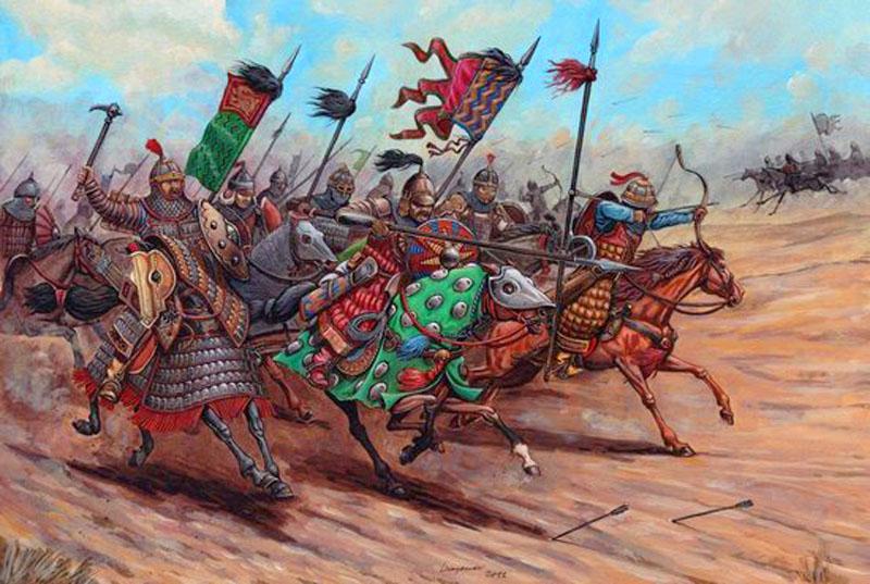 Berke Khan, Penguasa Mongol Pertama yang Memeluk Islam