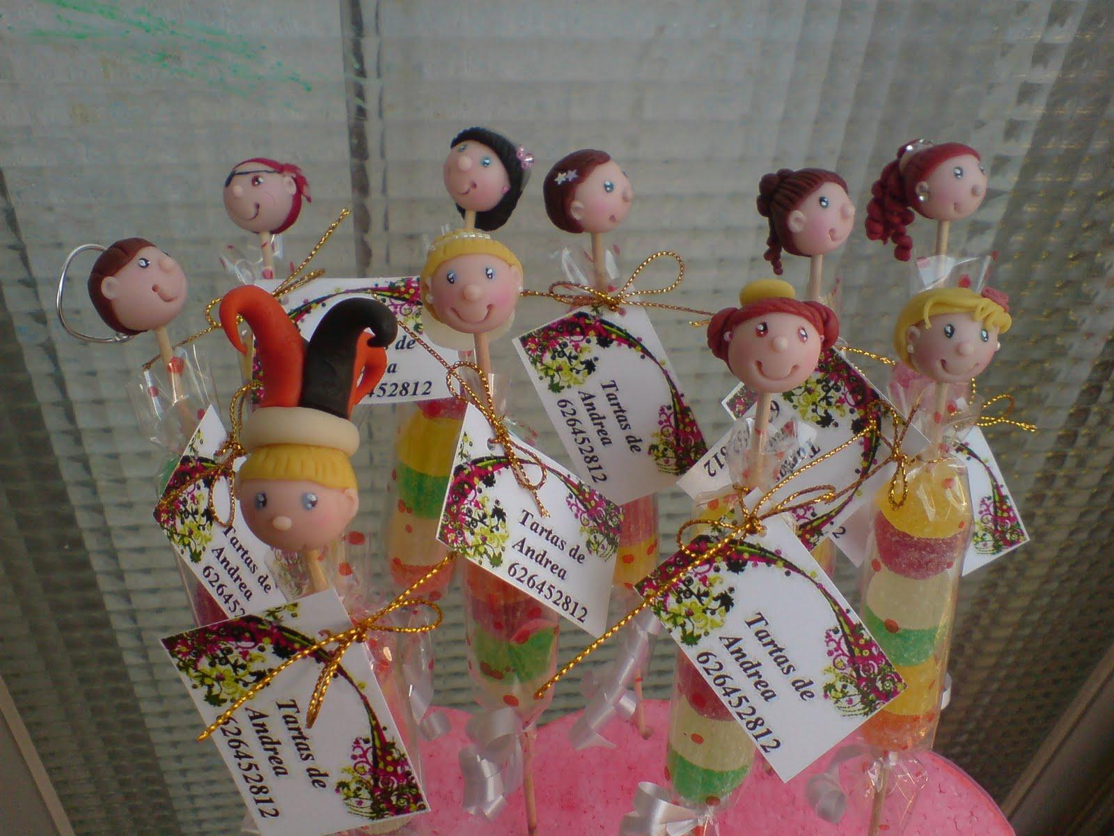 Tartas especiales de andrea suovenirs pinchos de gominolas for Pinchos de gominolas