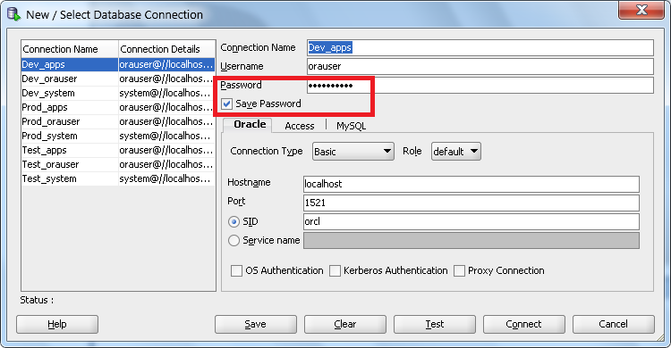 how to decrypt password in oracle 11g