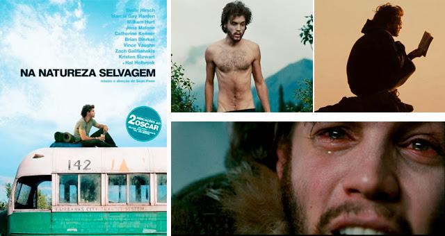 Top 3 Filmes - Na Natureza Selvagem