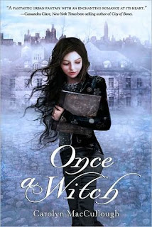 Review- Once a Witch
