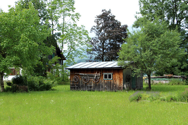 Hütte Altausseer See